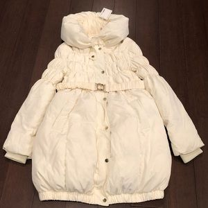Maternity down puffer jacket Momo baby brand Large